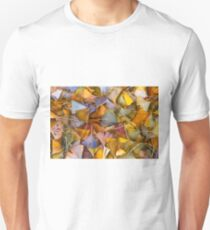 Fall Ginkgo Leaves T-Shirt