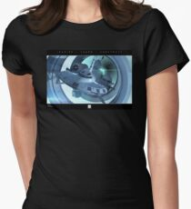 IXS Enterprise moving into Warp Women's Fitted T-Shirt