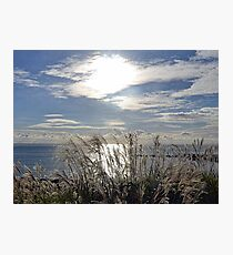 Light over the Sea........ Photographic Print