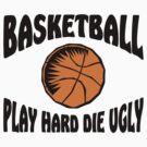 Basketball by SportsT-Shirts