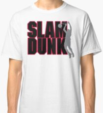 Basketball Slam Dunk Classic T-Shirt