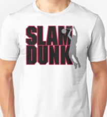 Basketball Slam Dunk T-Shirt
