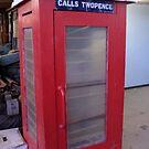 Phone Box by James mcinnes