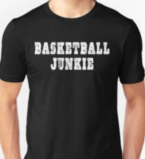 Basketball Junkie T-Shirt