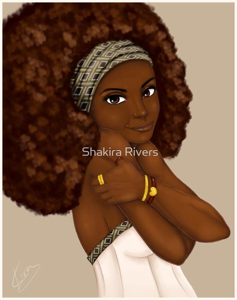 Loving Me by Shakira Rivers