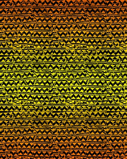 mosaic stripes  by frederic levy-hadida