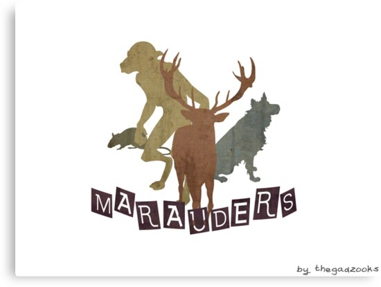 The Marauders by thegadzooks