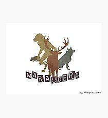 The Marauders Photographic Print
