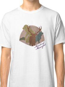The Marauders - Mischief Managed Classic T-Shirt