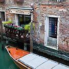 Venice Italy by Sam Warner