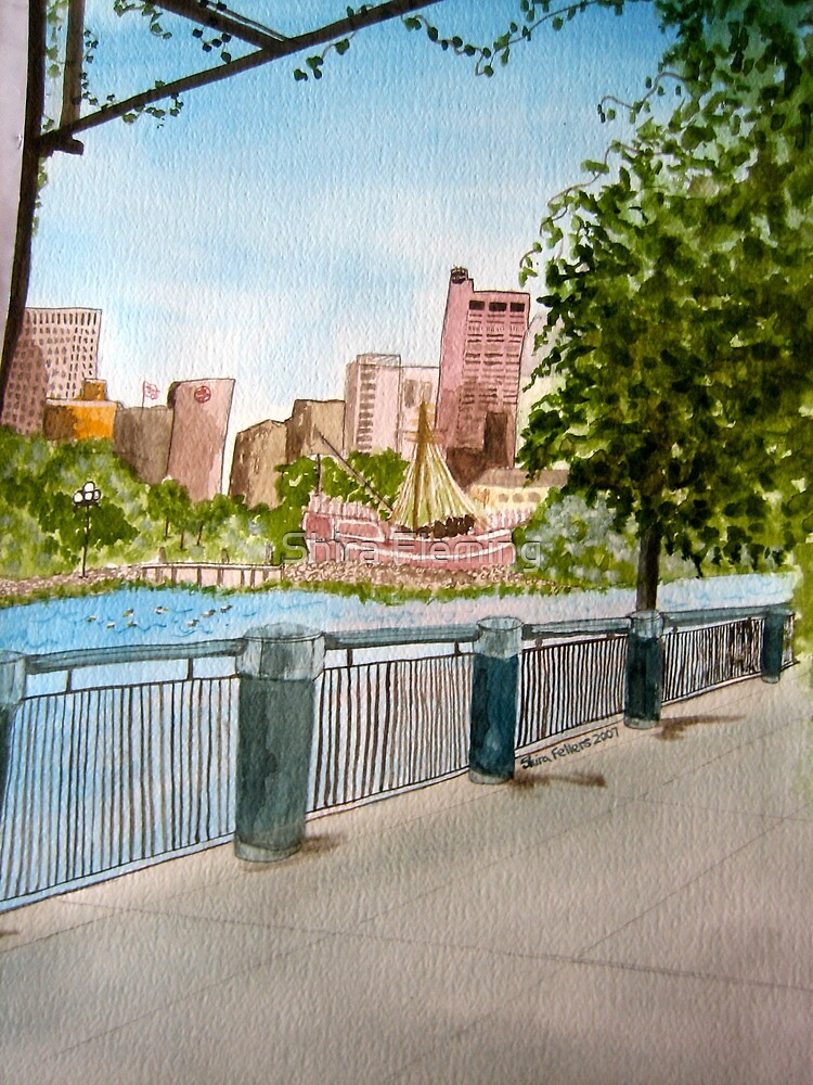 Riverbench View by Shira Fleming