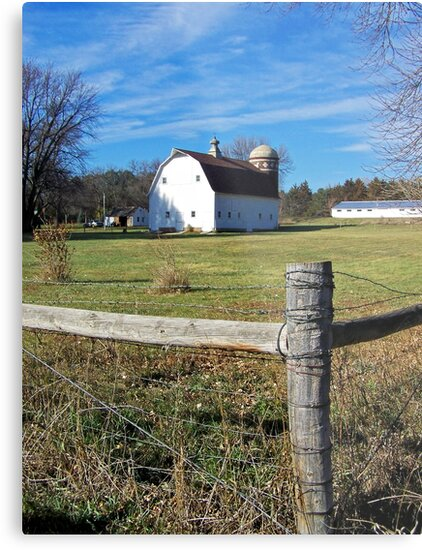 Country Acreage by Greg Belfrage