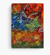 ART Therapy Canvas Print
