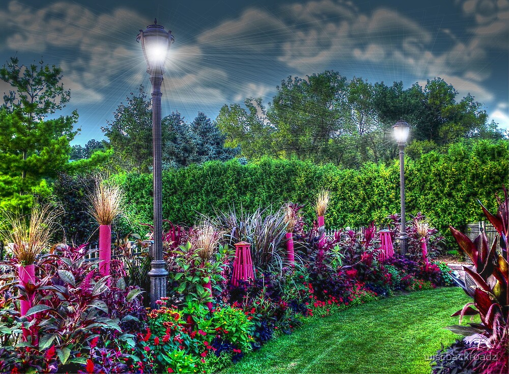 The Janesville Rotary Gardens By Wiscbackroadz Redbubble