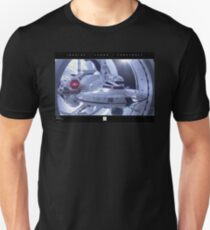 IXS Enterprise in Spacedock Unisex T-Shirt