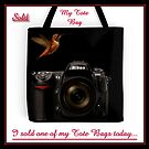 I MADE A TOTE BAG SALE!!! by RoseMarie747