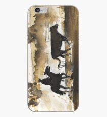 The Straggler - iPhone case iPhone Case