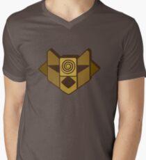 Nur-Ab-Sal Mens V-Neck T-Shirt