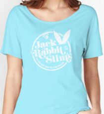 Jack Rabbit Slim's (aged look) Women's Relaxed Fit T-Shirt