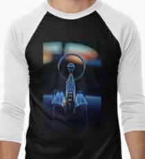 Black and Chrome Hood Ornament T-Shirt
