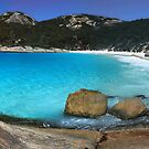 Little Beach - Two Peoples Bay by Charles Kosina