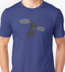 Le Chat Parle Unisex T-Shirt