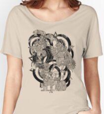 Ancient Jazztecs Women's Relaxed Fit T-Shirt