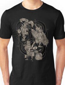 Ancient Jazztecs Unisex T-Shirt