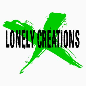 LC BLACK X GREEN by lonelycreations