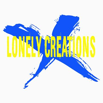 LC BLUE X YELLOW by lonelycreations
