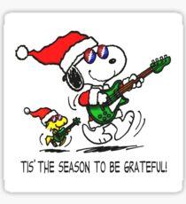 Tis' the season Sticker