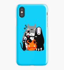 Ghibli'd Away iPhone Case/Skin