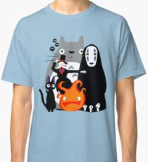 Ghibli'd Away Classic T-Shirt