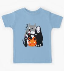 Ghibli'd Away Kids Tee