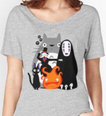 Ghibli'd Away Women's Relaxed Fit T-Shirt