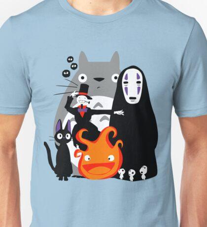 Ghibli'd Away Unisex T-Shirt