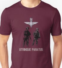 """""""Utrinque Paratus""""- Ready for Anything Unisex T-Shirt"""