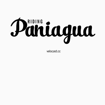 Riding Paniagua by Velocast