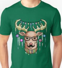 Deer Christmas & New Year T-Shirt