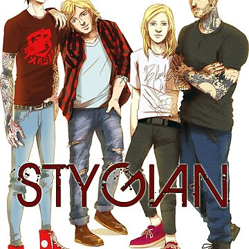 Stygian lineup by santinohassell
