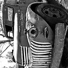 Work Truck by James mcinnes
