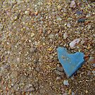 3 out of 3, cracked blue chip heart by LouJay