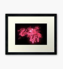 virus Framed Print