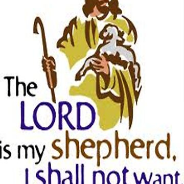 The Lord is my shepherd by phil419