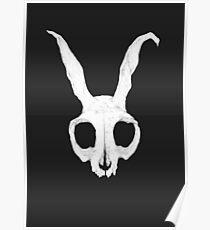 Frank Skull, Dark Version Poster