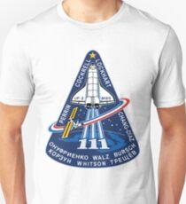 STS-111 Mission Logo Unisex T-Shirt