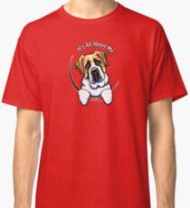 Saint Bernard :: Its All About Me Classic T-Shirt