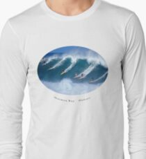 Waimea Bay Full Flight T-Shirt  Long Sleeve T-Shirt
