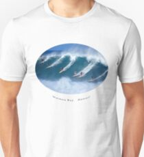 Waimea Bay Full Flight T-Shirt  Unisex T-Shirt