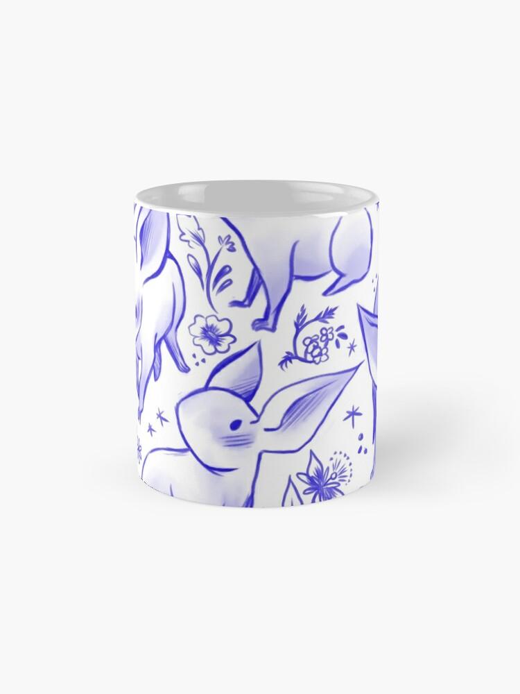 Alternate view of Delft Nugs Mug